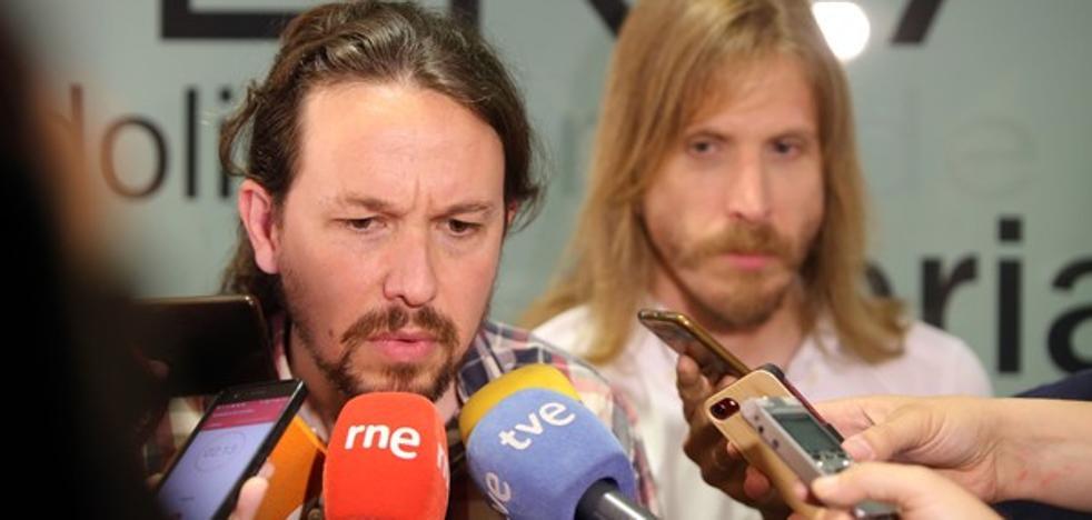 Pablo Iglesias pide a Sánchez que rectifique y busque la fórmula para mejorar la financiación autonómica