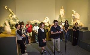 El Museo Nacional de Escultura llenará la calle de talleres de danza, plástica y arquitectura