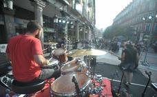 Día de la Música: Nada que celebrar para cien baterías de Valladolid