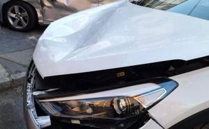 Un herido leve en un accidente en Valladolid