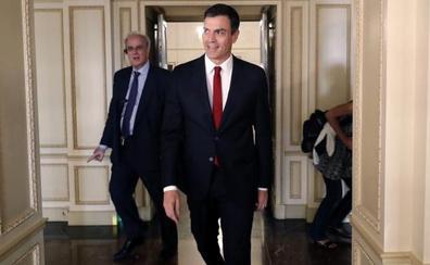 Sánchez se reunirá el próximo martes con Merkel en Berlín