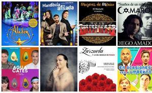 Falete, zarzuela, mariachi y musicales, propuestas del Teatro Zorrilla para las fiestas de Valladolid