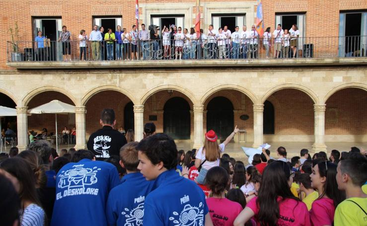 Pregón de las fiestas de Medina de Rioseco