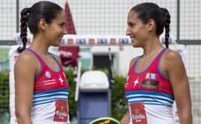 Las gemelas Sánchez-Alayeto remontan para alcanzar semifinales