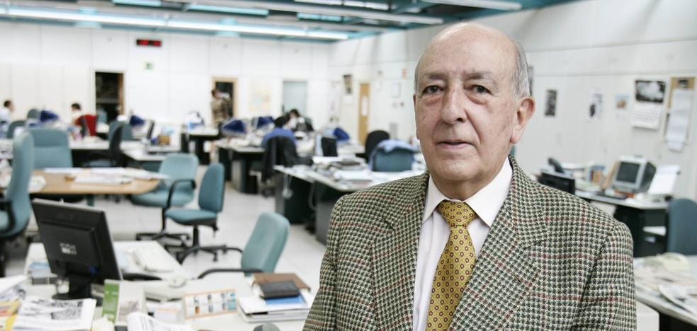 Muere el periodista Lorenzo Martínez Duque, promotor de Asprona