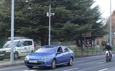 El 1,4% de los vehículos controlados en Palencia rebasan los límites de velocidad