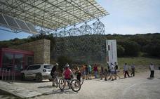 Las visitas al sistema Atapuerca bajan un 1,63% en los primeros meses de 2018