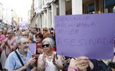 300 personas protestan en Palencia por la liberación de La Manada