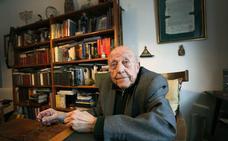La Institución Gran Duque de Alba propone conceder la Medalla de Oro de Ávila a Jiménez Lozano