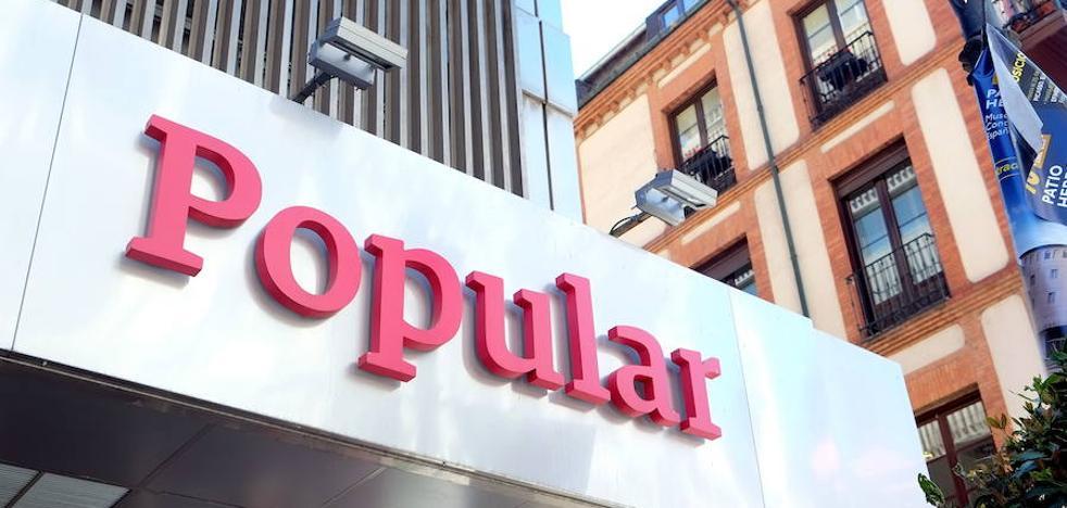 Declaran nulo el contrato de adquisición de acciones de Banco Popular en Valladolid