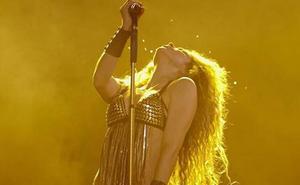 Shakira, criticada por utilizar un símbolo nazi en su gira 'El Dorado'