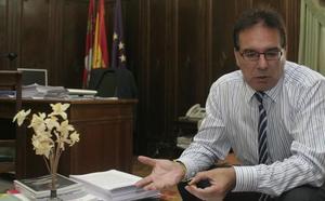 Ángel Domingo Miguel, nuevo subdelegado del Gobierno en Palencia