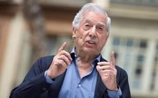 Mario Vargas Llosa, ingresado en la clínica Rúber