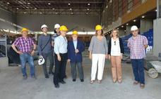 El pabellón de Deportes de Villamuriel se reabrirá en septiembre