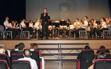 La Escuela de Música de Valladolid celebra un encuentro de bandas