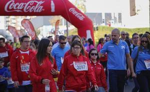 Apoyo municipal a las escuelas de promoción de deporte adaptado y a la carrera de los 1.000 pasos
