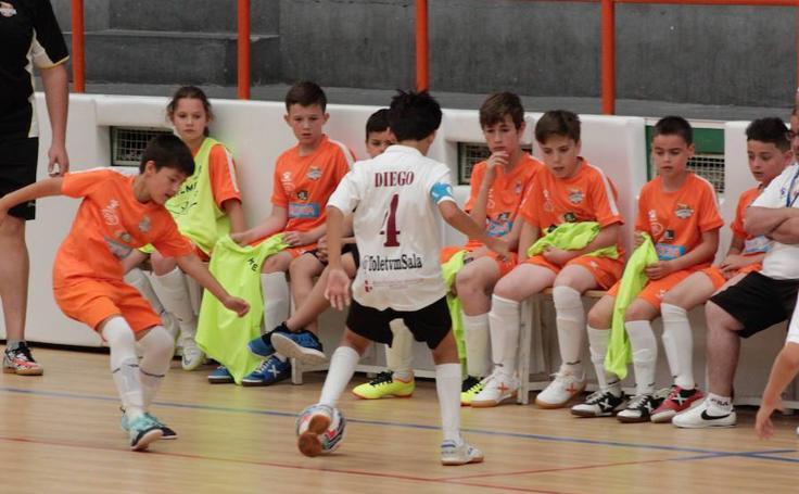 Torneo Internacional Fútbol Sala Salamanca