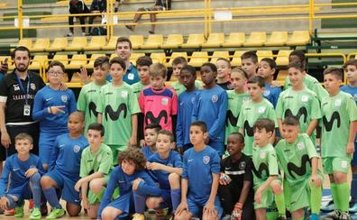 Segunda jornada en el torneo Internacional del FS Salamanca