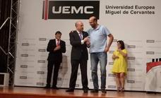 Gala de los Premios 2018 de la Federación de Balonmano de Castilla y León