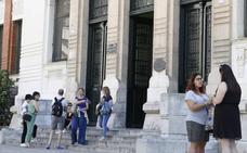 Palencia recibe a 1.116 aspirantes a las oposiciones de Secundaria