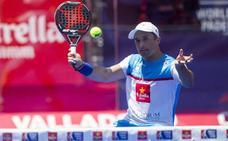 Díaz y Galán se plantan en la final del Valladolid Open