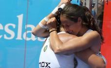 Lucía Sainz y Gemma Triay ganan el Valladolid Open 2018 de pádel