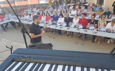 Cata, jazz y gastronomía amenizan la noche de San Juan en Fuensaldaña