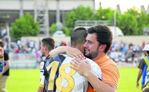 Astu: «Quiero seguir en Unionistas, este es el día más feliz de mi vida en el fútbol»
