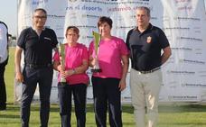 Clausura de los campeonatos provinciales de Diputación de Valladolid