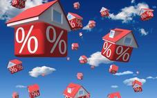 Los cambios hipotecarios se reducen casi un 30% el último año y caen a mínimos desde la crisis