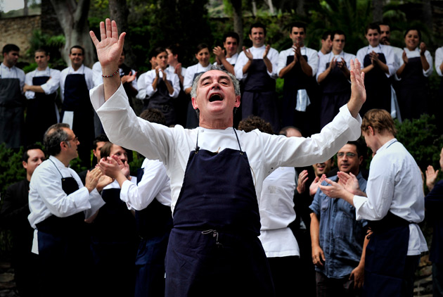 Amazon Video resucita Elbulli