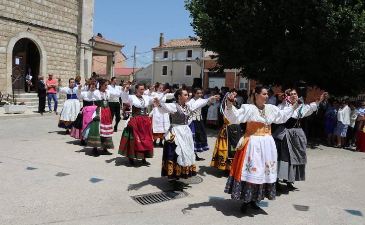 Fiestas de San Juan en Hérmedes de Cerrato
