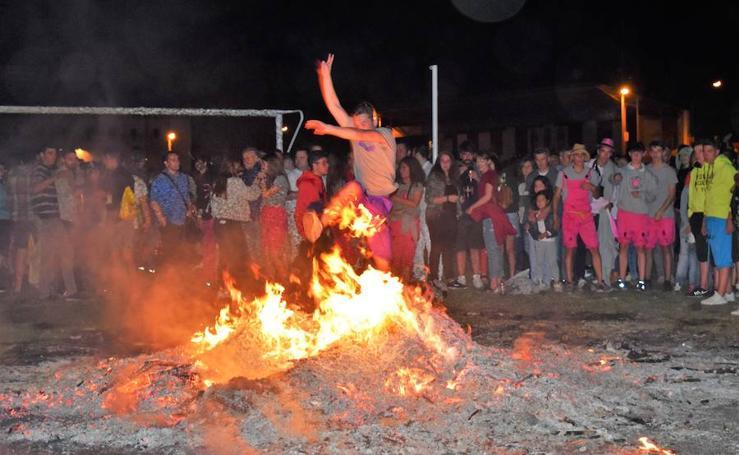 Noche de San Juan en Aguilar