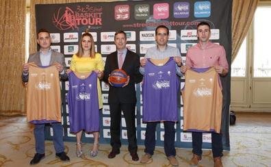 Salamanca celebrará el sábado el Máster Final '3x3 Street Basket Tour'