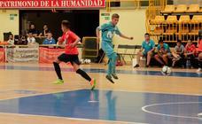 El Torneo Internacional de Fútbol Sala pone su broche final