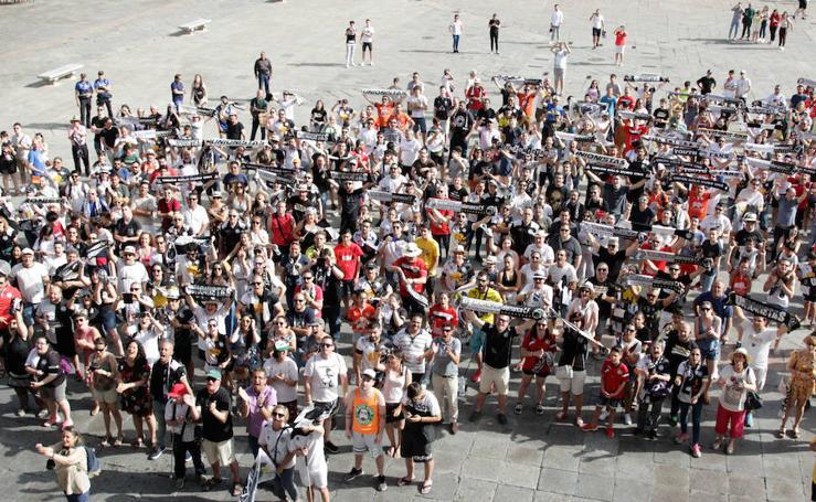 Unionistas celebra el ascenso a 2ºB en el Ayuntamiento 2/2