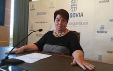 La alcaldesa de Segovia acepta una dimisión 'a medias' de su número 2