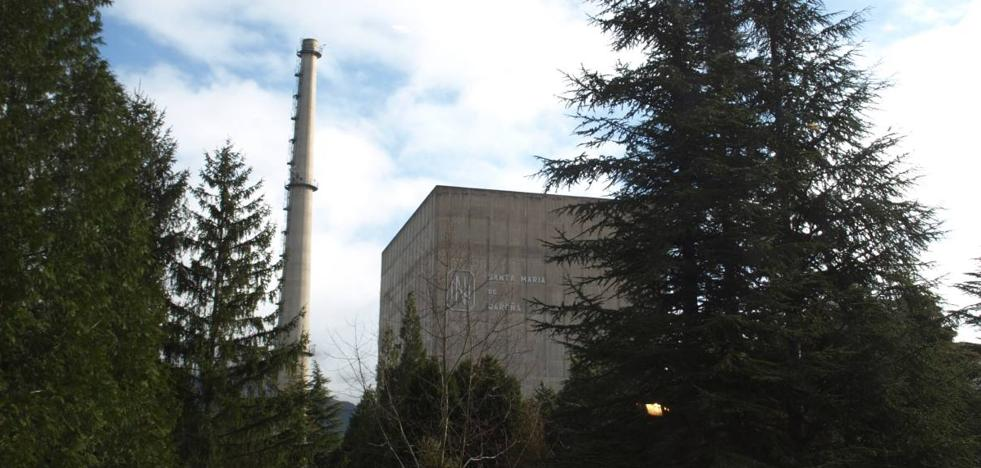 El plan alternativo al cierre de Garoña recoge 22 medidas valoradas en 119 millones de euros