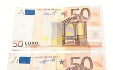 TSJCyL ratifica la condena de dos años por pasar billetes falsos en Valladolid