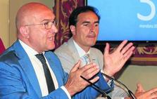 Carnero «cumple» el 95% del programa en tres años de un mandato de «consenso»