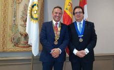 Los rotarios eligen nuevo presidente a Martín Abril Bienzobas