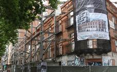 El Edificio Lucense de Valladolid obtiene la licencia definitiva para convertirse en un moderno bloque de viviendas