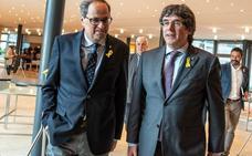 El Supremo abre la puerta para inhabilitar a Puigdemont para ser diputado o presidente