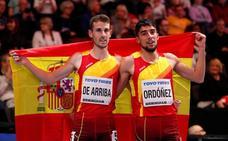 Álvaro de Arriba, 'obligado' a ir a los Juegos del Mediterráneo en vez de a la Diamond League de París
