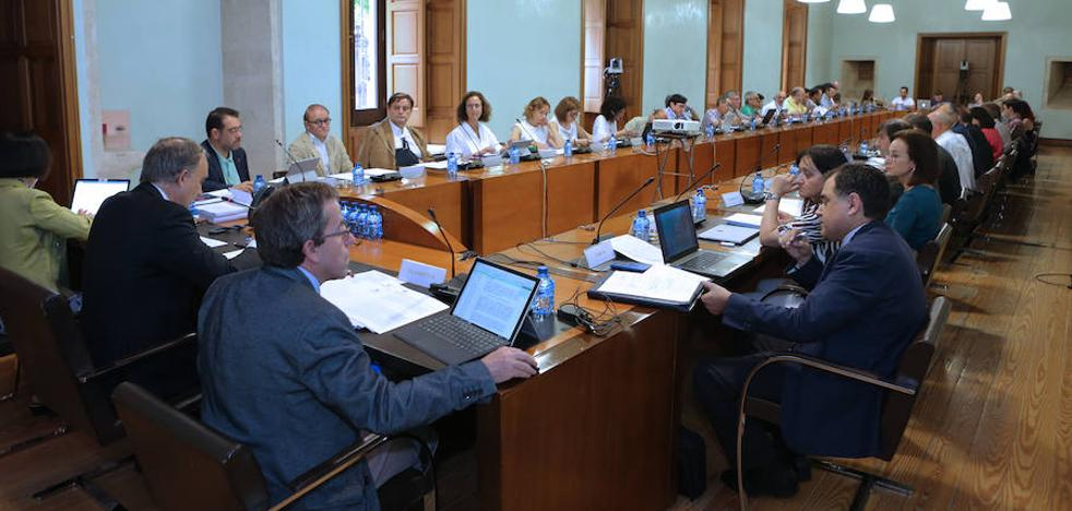 El TSJ anula el baremo de la Universidad de Valladolid para contratar profesorado laboral