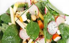 Cuatro ensaladas para renovar tu dieta