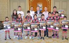 Salamanca, sede este sábado del Campeonato de Castilla y León de Escuelas de Ciclismo