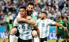 Argentina arrastra a seis millones de espectadores en Telecinco