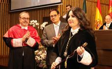 Imelda Rodríguez apuesta por «crear focos profesionales fiables» para los estudiantes en su segundo mandato como rectora de la UEMC