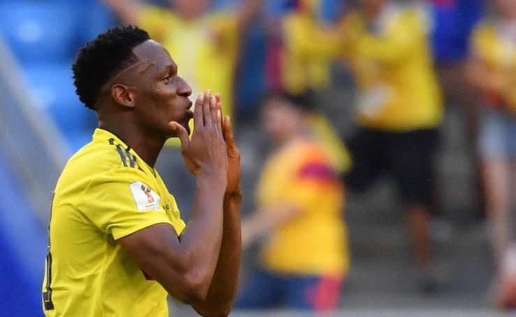 Senegal-Colombia, en imágenes